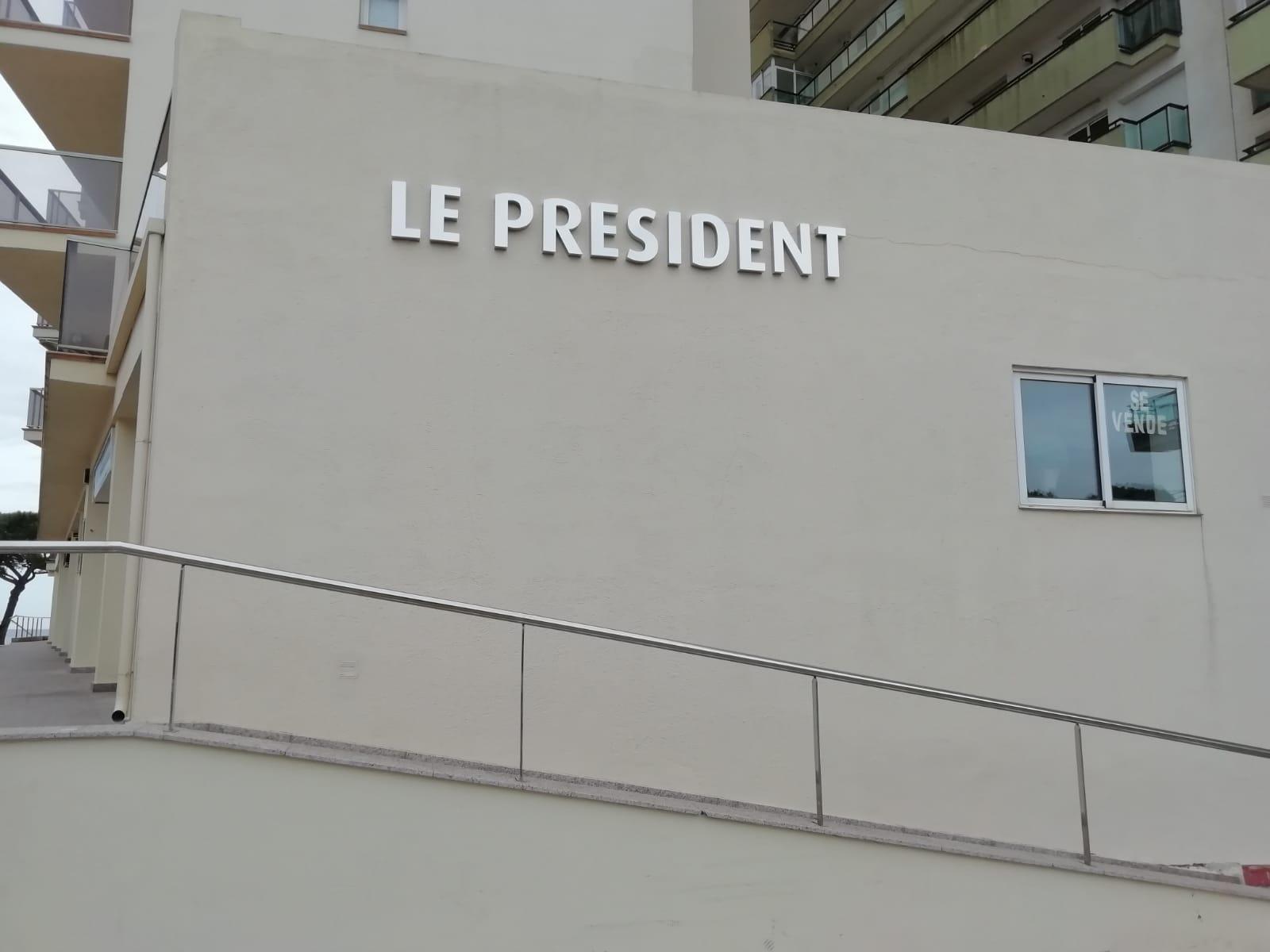 Edifici LE PRESIDENT