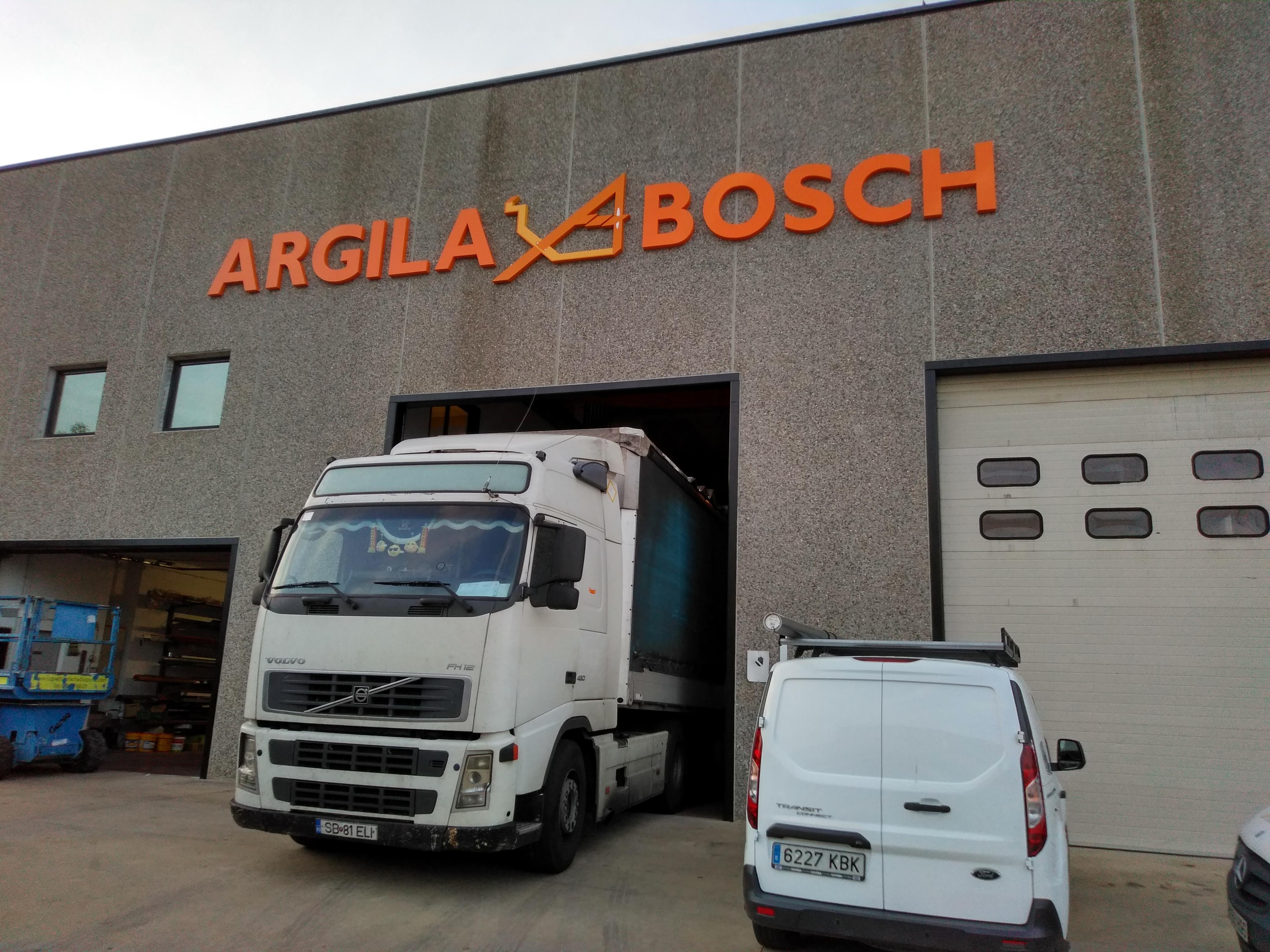 Argila Bosch