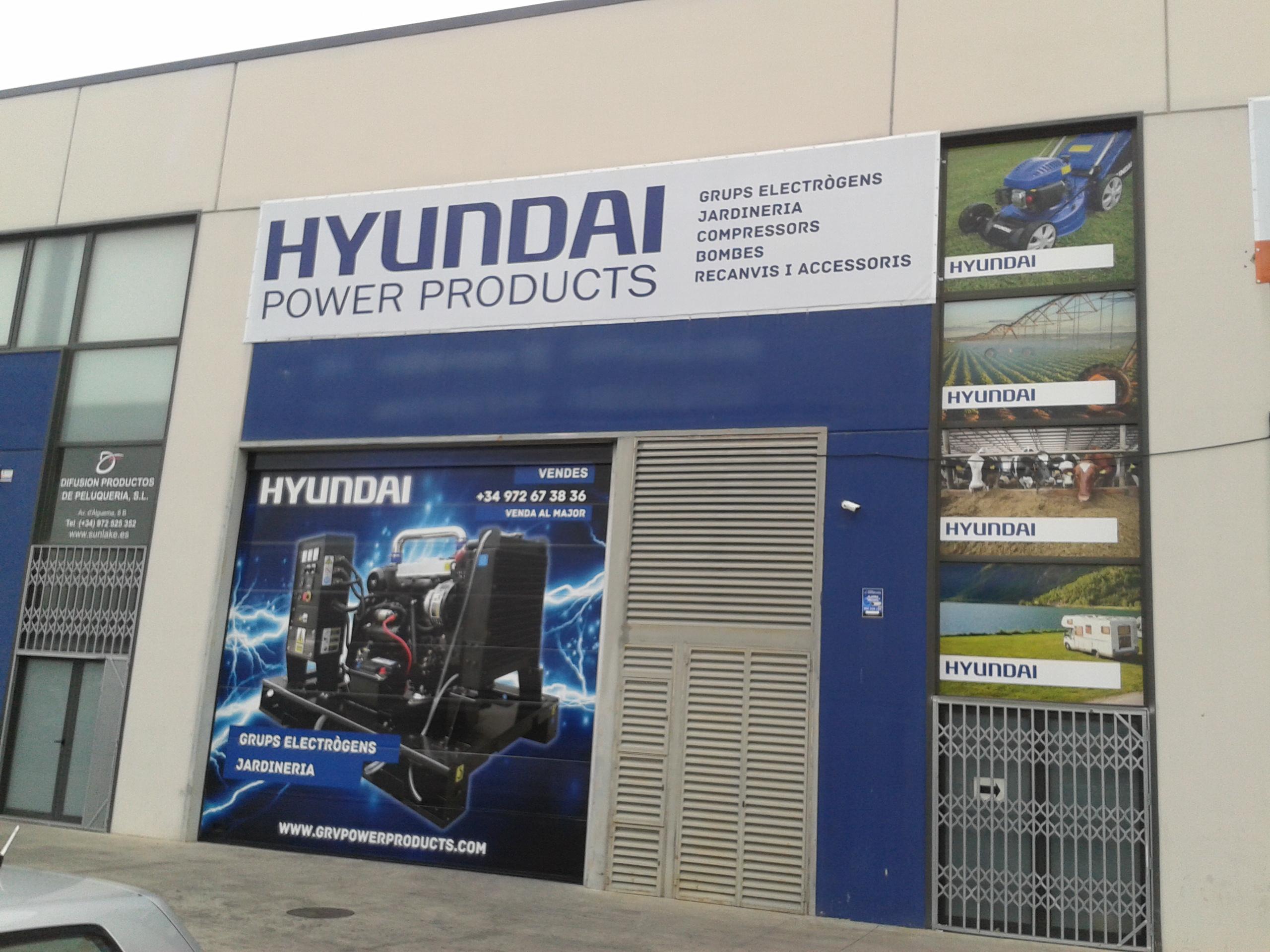 Hyundai Generadors