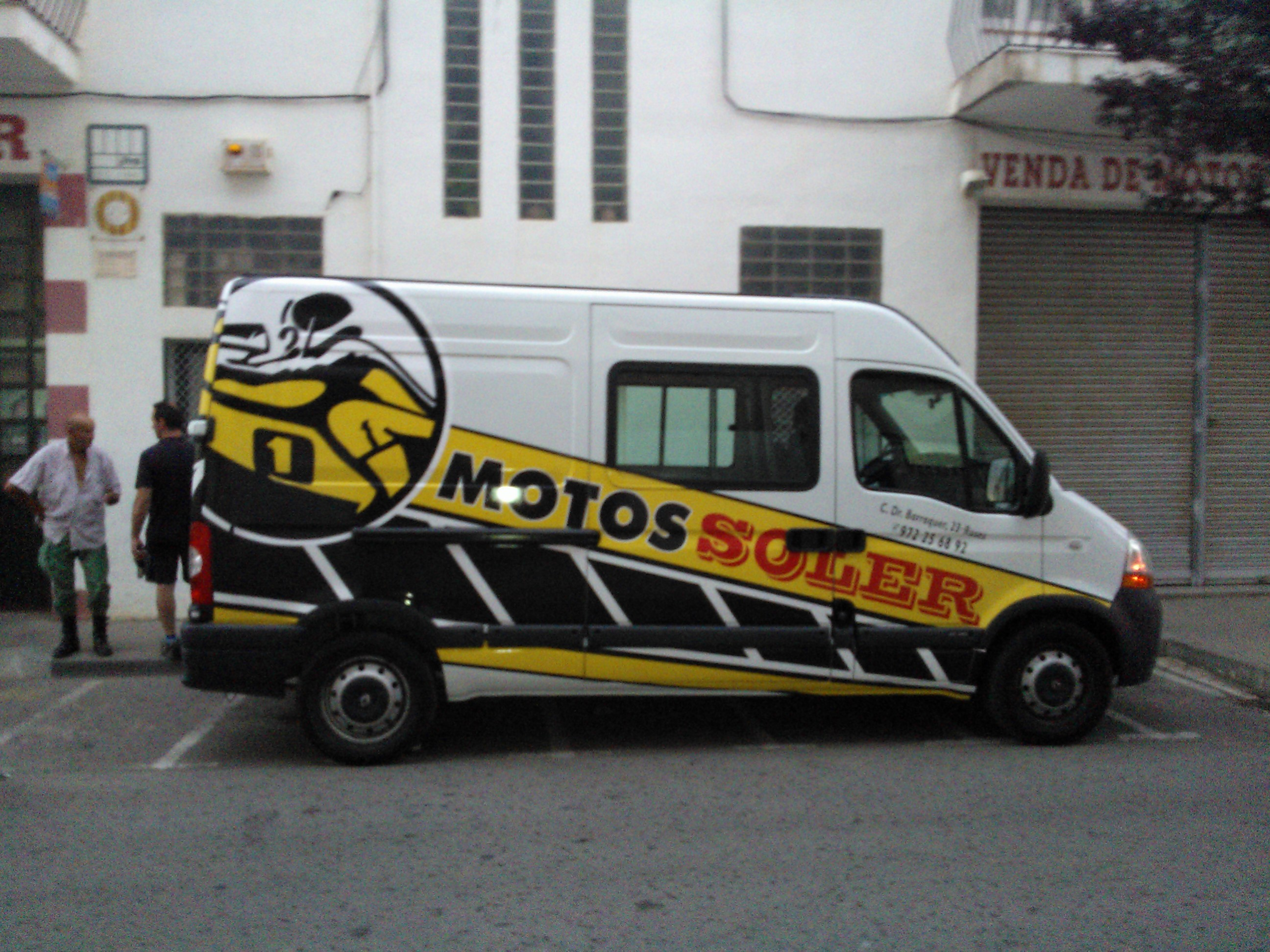Motos Soler · Roses